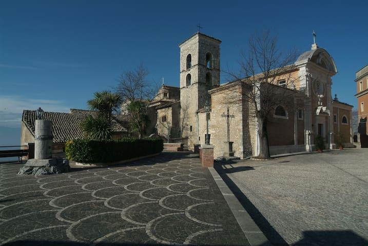 Grazioso appartamento nel centro storico di Veroli - Veroli - Daire