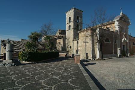 Grazioso appartamento nel centro storico di Veroli - Veroli - Apartament