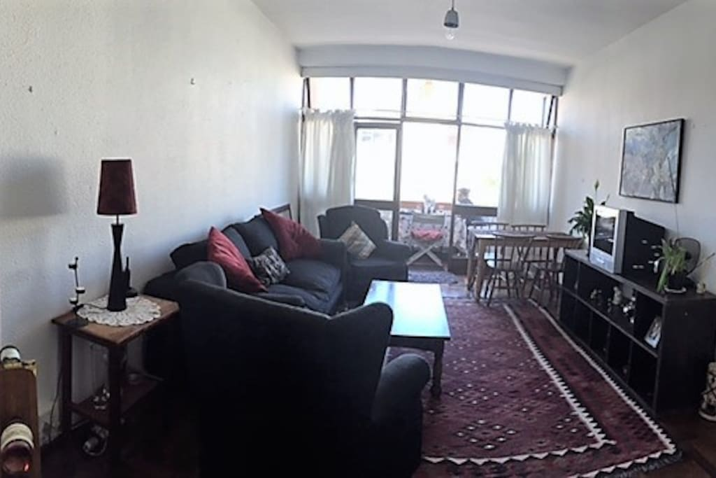 View of lounge (common area) from entrance