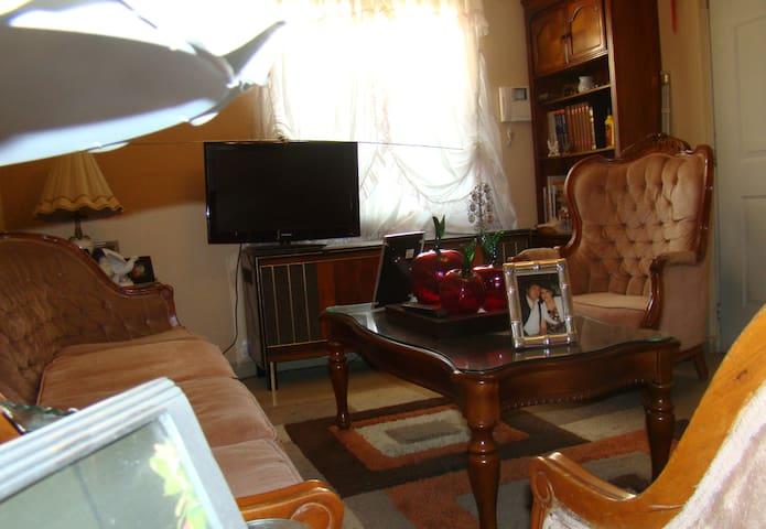 Conveniente casa para visitar Mexico City - Cuautitlán Izcalli - 一軒家