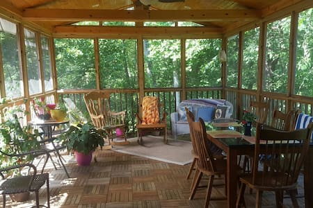 Cozy 4br Home! Nestled with a View! - Elkview - Hus