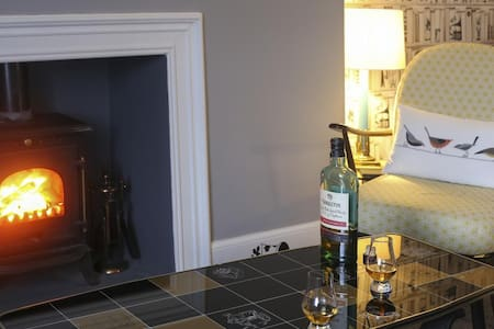 Couples retreat in charming village near Aviemore