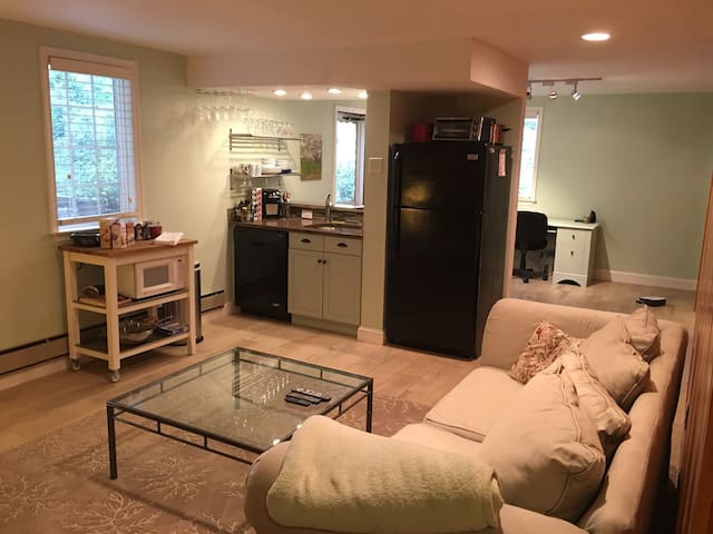 Walkout apartment in Fairfax City - Fairfax - Apartment