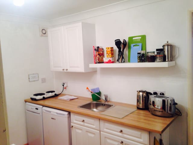 Whole Apartment in Quiet Area - Leicester - Appartement