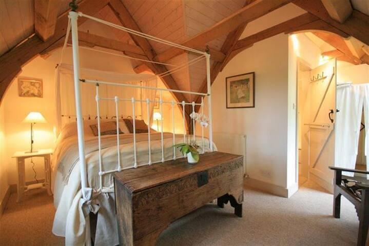 Planters Studio, wonderful and quiet! - Gloucestershire - Dom