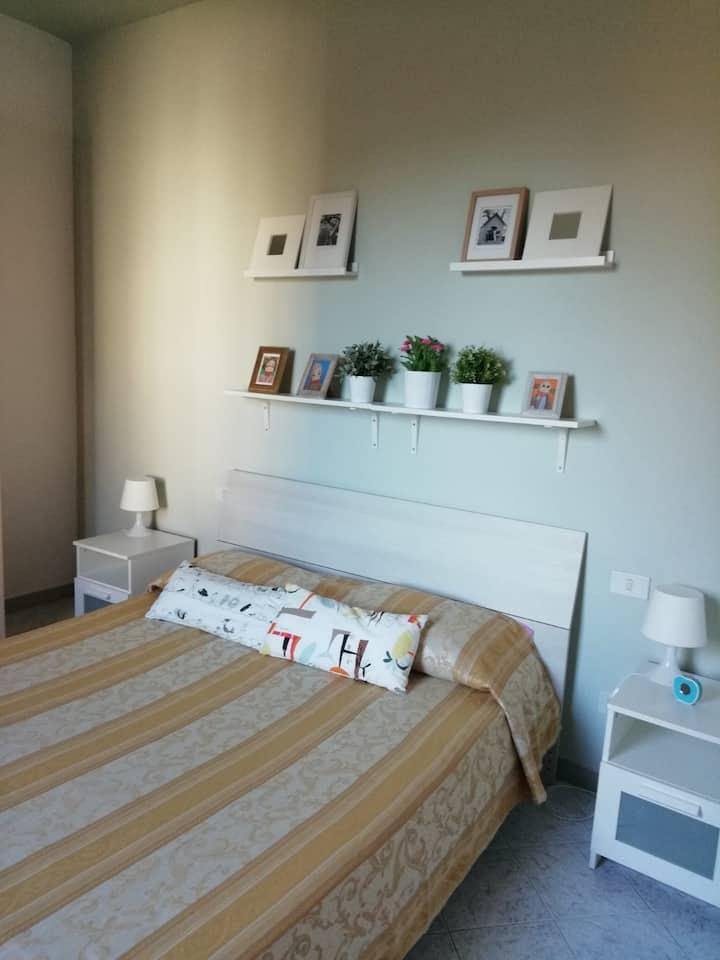 Bell'appartamento a Rosignano Marittimo