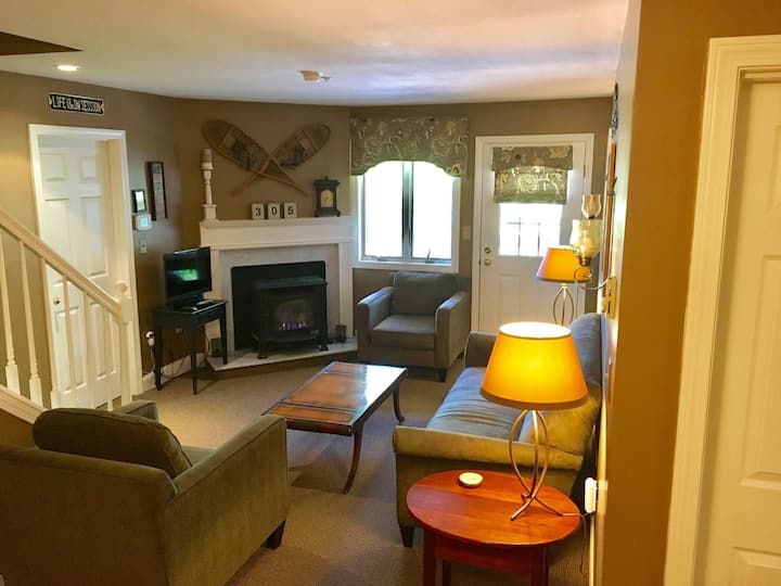 Luxury condo at Loon Mountain, Lincoln, NH