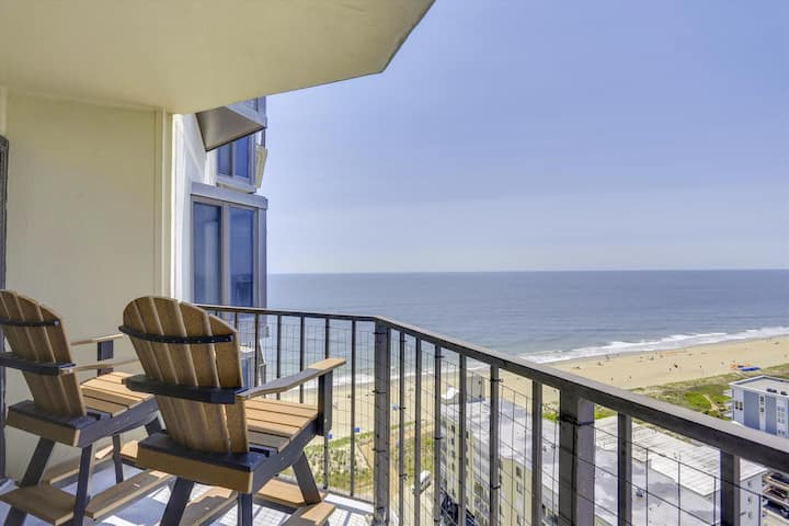 Oceanfront Condo - Best View in Ocean City!