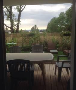 Beau T2 belle terrasse 5min du lac - Annecy-le-Vieux