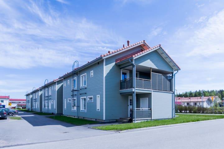 Private room for one with shared bathroom in Kerava - Palosenkatu 7