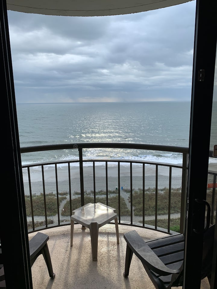 Oh What A View!  Oceanfront Condo-Myrtle Beach