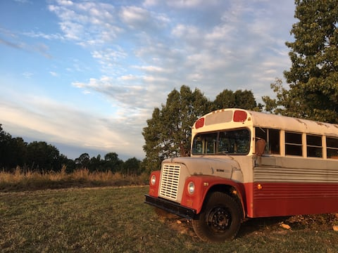 The Bus at Dogwood Hills