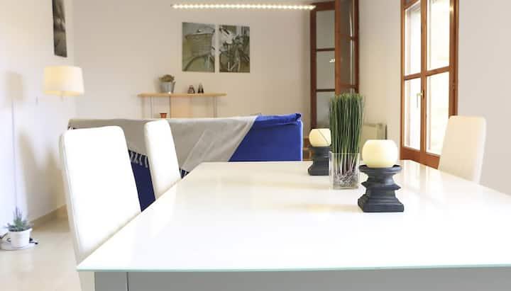 Precioso Apartamento en Torà