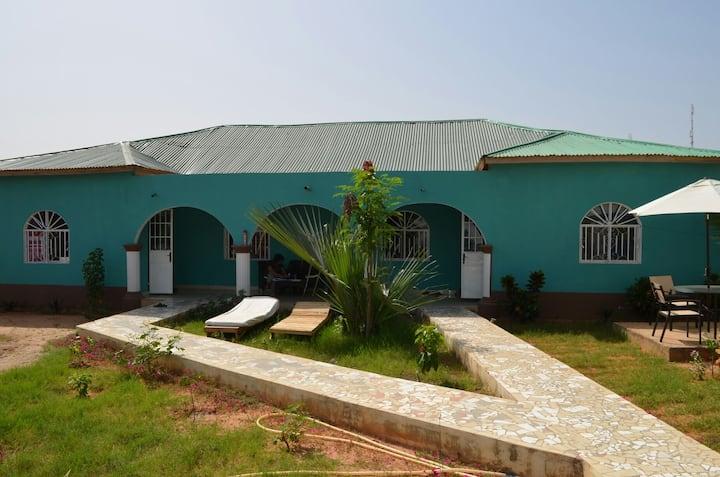 Brufut villa 15mins from beach