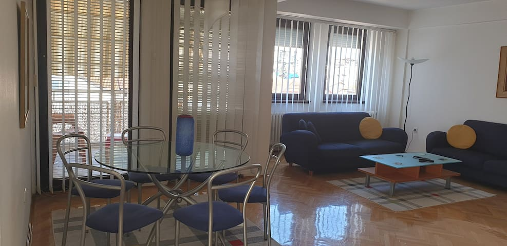 Fantastic one-bedroom apartment,  City Mall area
