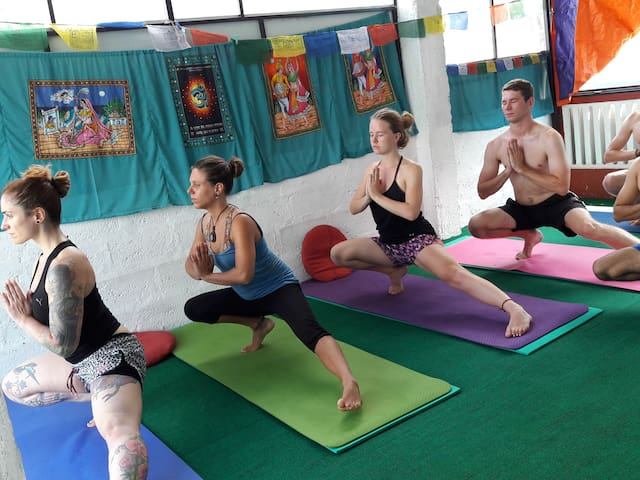 Tri-bikram Yoga - Bed Yoga and Breakfast