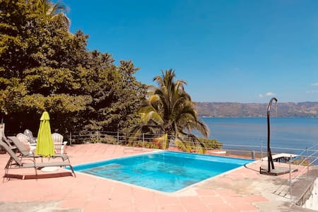 CACHIANCHA Lake House Ilopango, a place to relax!