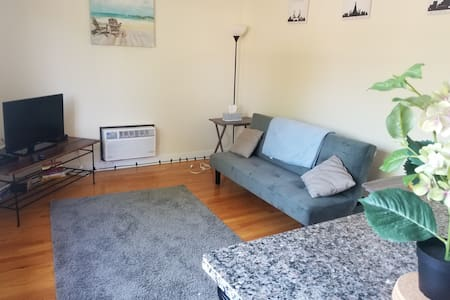 Cozy & Clean 1BR w/Parking