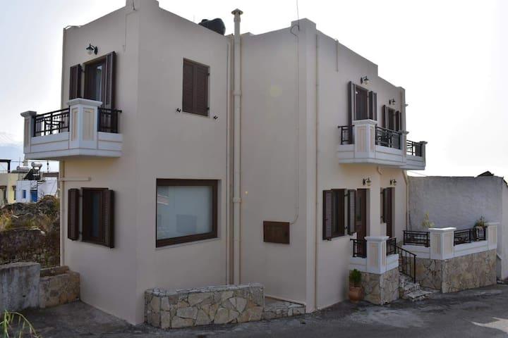 kefalas village house