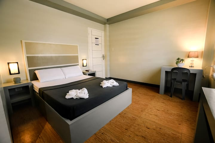 """Deluxe Room Matrimonial Bed """"A Place of Serenity"""""""
