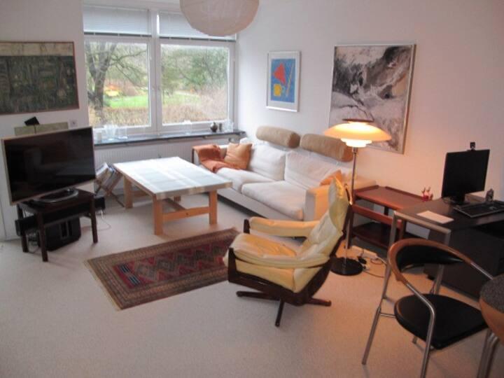 Dejlig lejlighed ved Ålborg centrum