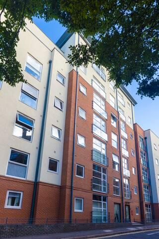 Aria Apartments building