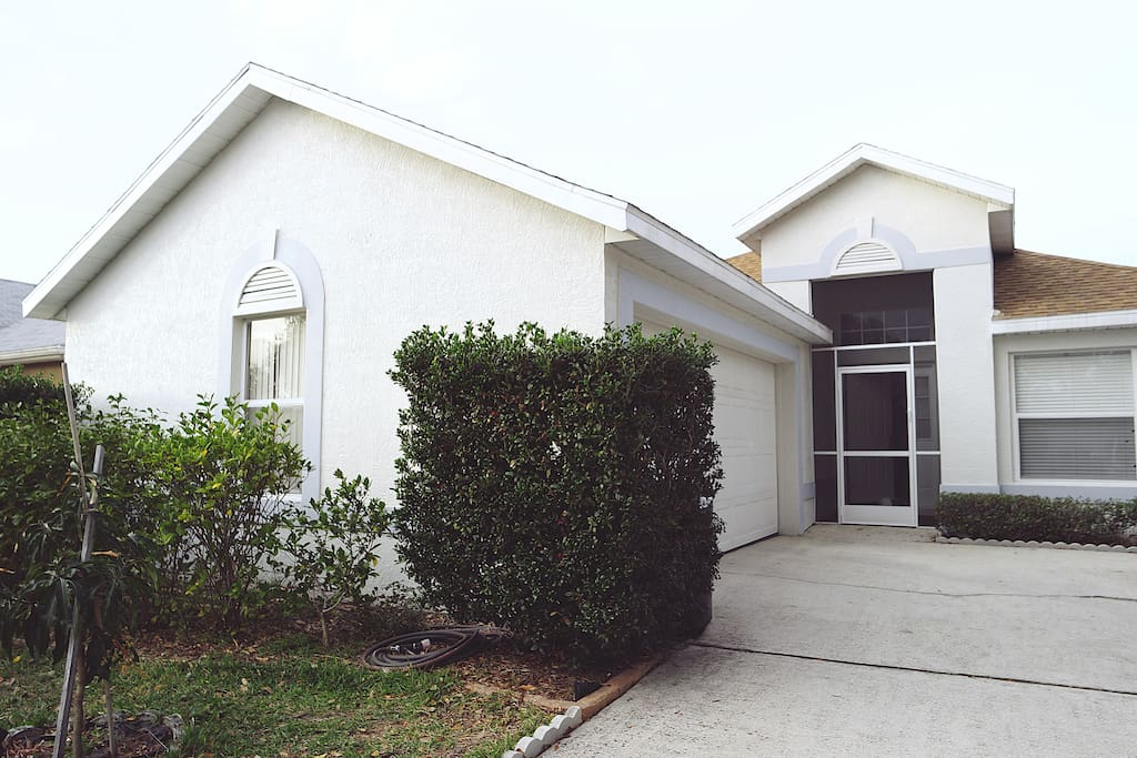 2 Bedroom 1 Bath 15 Mins Away From Disney Houses For Rent In Kissimmee Florida United States