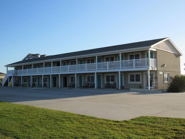 Sea Gull Motel 2 Bedroom Efficiency Ocean Access - Hatteras