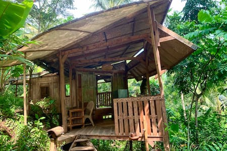 Treehouse Jungle-panorama (Sitinggil Muncul)