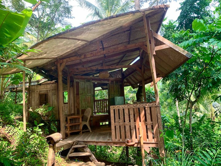 Treehouse Jungle view (Sitinggil Muncul)