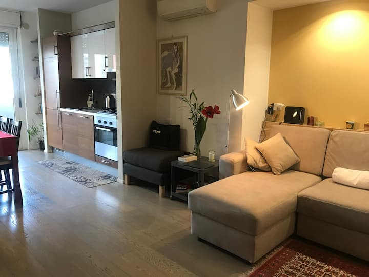 Cozy flat close to University and city centre