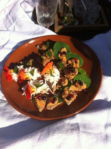 Thaise gerechten bij  BBB