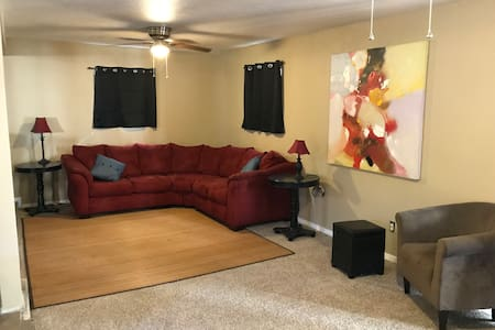 A Space to Connect *4 minutes from Lackland AFB