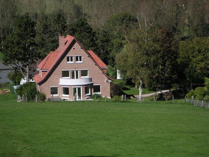 Villa des Groseilliers Spa et Golf Nature