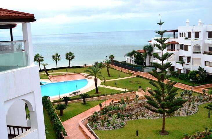 Ferienwohnung/App. für 6 Gäste mit 80m² in Avenue Tetouan, route de ceuta Mdiq (117351)