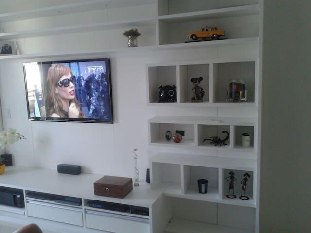Heart of Rio brand new apartament - 리우데자네이루 - 아파트
