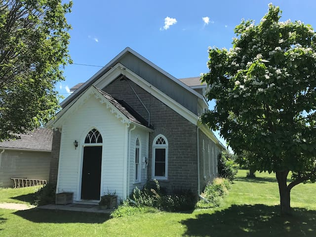 The Little Church in Prince Edward County