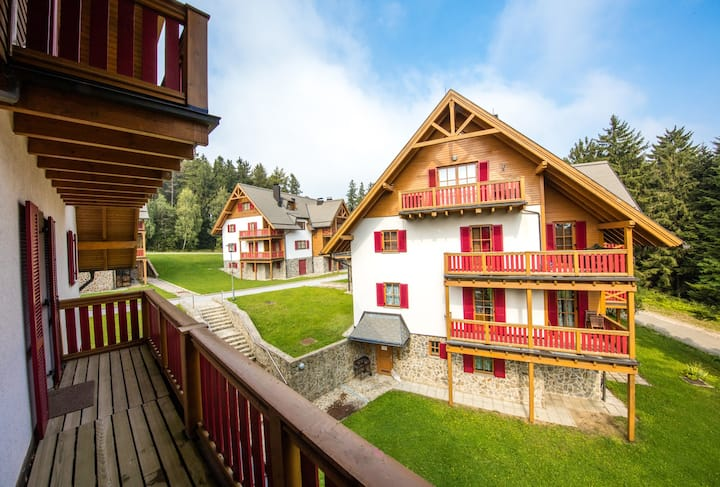 Apartments Mariborsko Pohorje - 8 guests