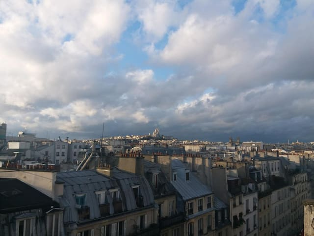 Charmant Studio/Lovely apartment centre Paris
