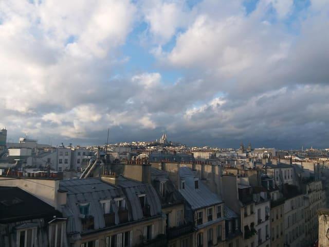 Charmant Studio/Lovely apartment centre Paris