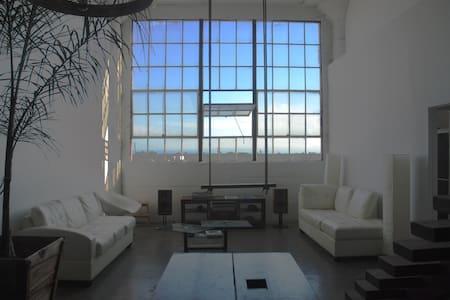 Large loft in Downtown Los Angeles - Loftlakás