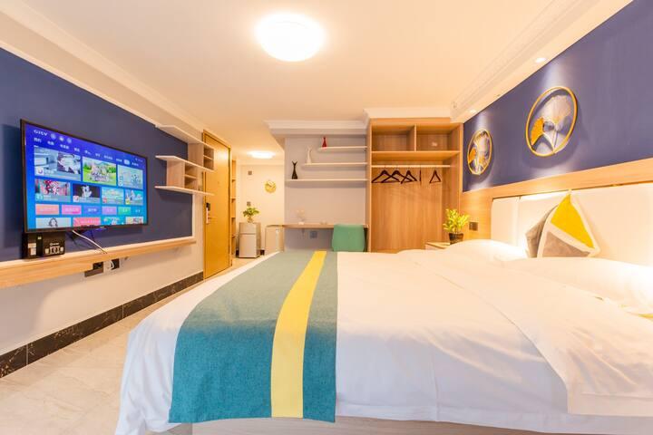 轻奢大床房