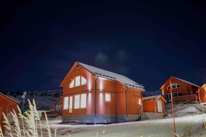 Hus Riksgränsen