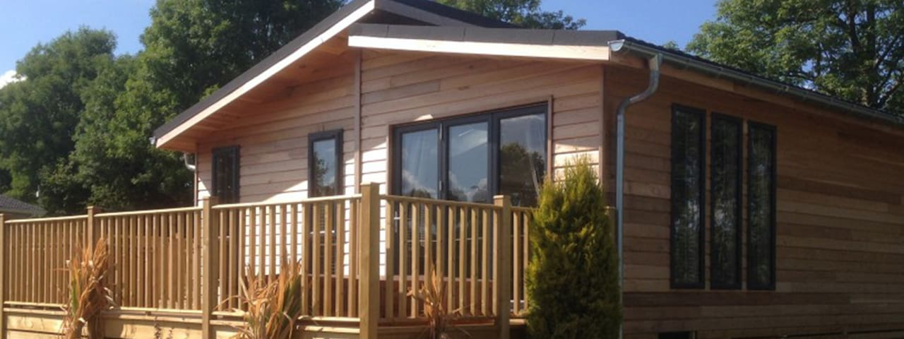 1 Bedroom Luxury Lodge at Norfolk Park - North Walsham