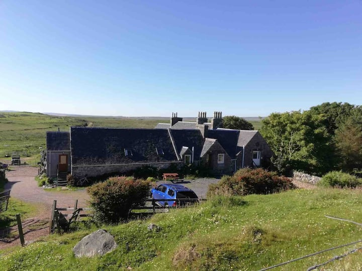 The Chougherie - peaceful two bedded farm cottage