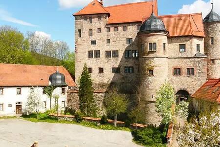 Castle Johanniterburg Kühndorf - Oberburg IV