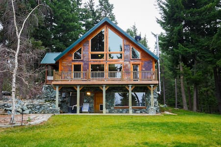 Peoh Point Lodge - 克利埃勒姆(Cle Elum) - 小木屋