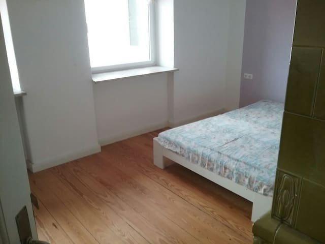 Zimmer 4 in der alten Schule Marienweiher