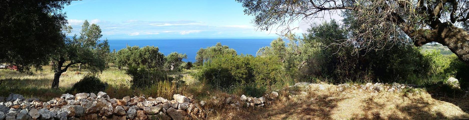 Elia Spiti: Ferienhaus in Griechenland - Mikro Nisi - บ้าน