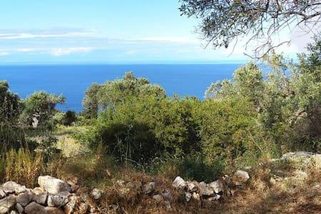 Elia Spiti: Ferienhaus in Griechenland - Mikro Nisi - 獨棟